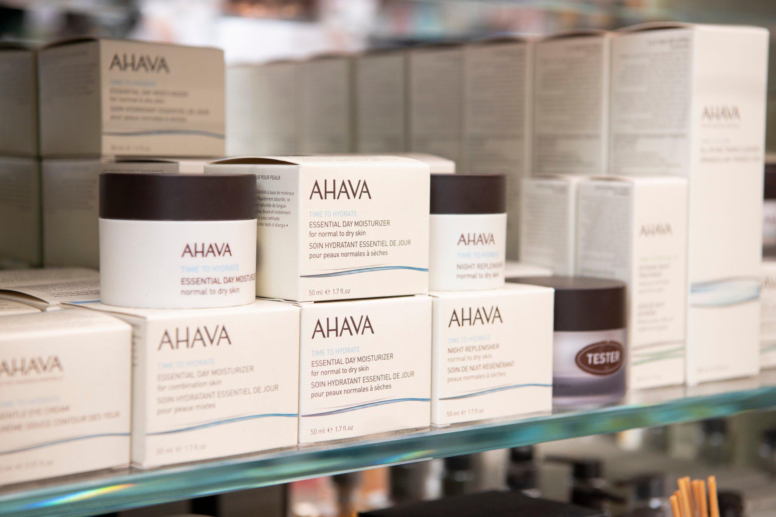 Apthorp-Pharmacy Ahava